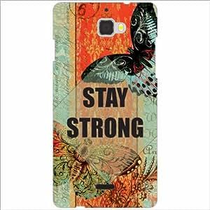 Coolpad Dazen 1 Back Cover - Stay Strong Designer Cases