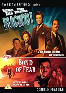 Blackout/Bond Of Fear [DVD]