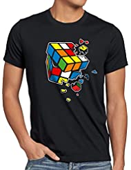 style3 Cube Explosion T-Shirt Homme sheldon