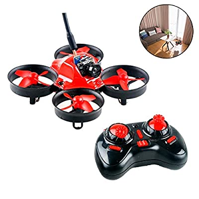 RTF Micro FPV Quadcopter Mini Ultra Drone with camera Lite Quad Tiny Whoop Racing Drone Based on Eachine E010