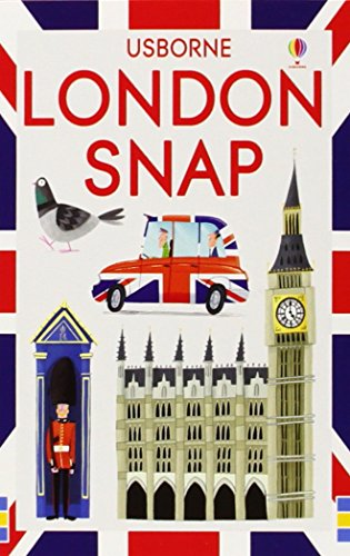 London Snap: Card Game (Snap Card Games)