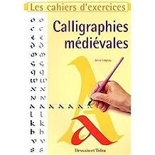 Calligraphie médiévales