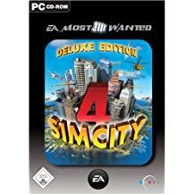 Sim City 4 - Deluxe Edition EA Most Wanted