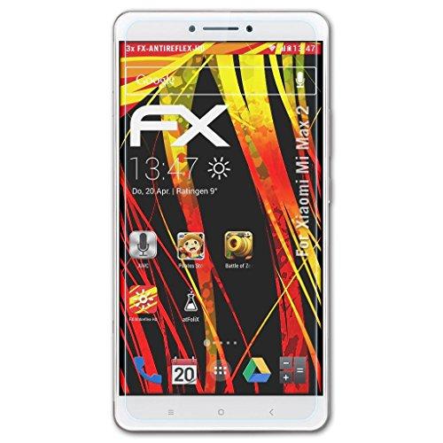 Atfolix 3x Panzerfolie Für Xiaomi Mi Max 3 Schutzfolie Fx-antireflex Folie Handys & Kommunikation
