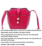 LeahWard® Faux Leather Cross Body Handbags Shoulder Bag For Women Across Body Bags 16 (BLACK SMALL CROSS BODY BAG)