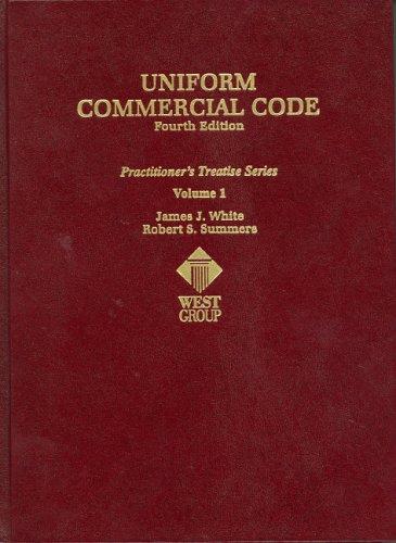 Uniform Commercial Code (Practitioner Treatise Series)