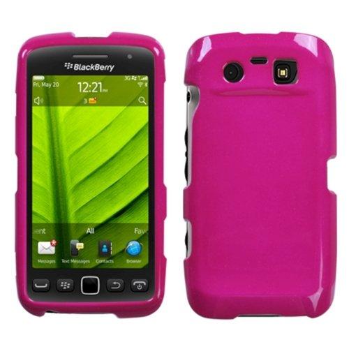 Asmyna BB9850HPCSO012NP Premium-Schutzhülle für BlackBerry Torch 9850, strapazierfähig, 1 Stück, in Einzelhandelsverpackung, Hot Pink -