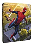 Spider-Man Homecoming 4K Ultra HD + 3D + 2D Limited Edition Steelbook / Import / Region Free Blu Ray