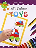Let's Colour Toys