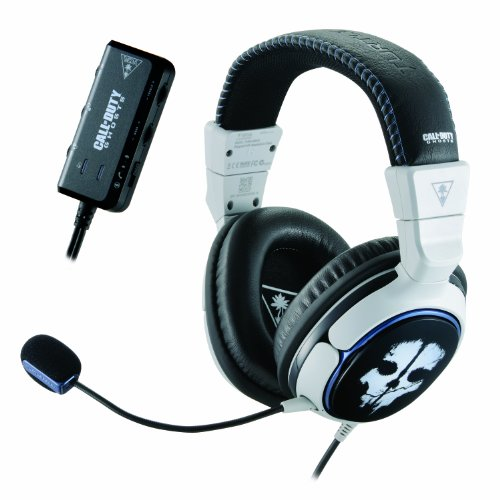 Turtle Beach Call Of Duty: Ghosts Ear Force Spectre – [Ps3xbox 360pc]