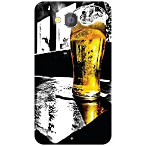 Samsung Galaxy Grand Prime Beer Matte Finish Phone Cover