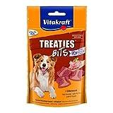 Vita Forza cani Snack treaties Bits Fegato salsiccia–6X 120G