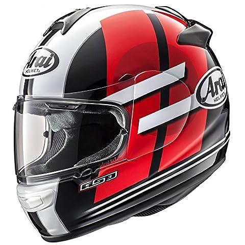 Arai Axces III Sensai Red Motorcycle Helmet