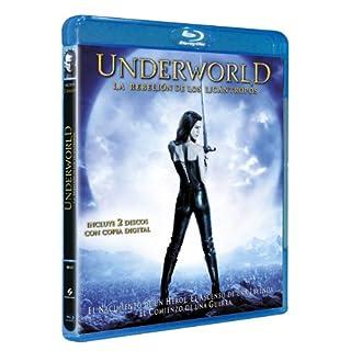 Underworld La Rebelion ... (Ed.Esp.) [Blu-ray] (B0055KO2ZE) | Amazon price tracker / tracking, Amazon price history charts, Amazon price watches, Amazon price drop alerts