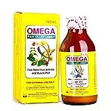 #10: Omega Pain Killer Liniment Oil