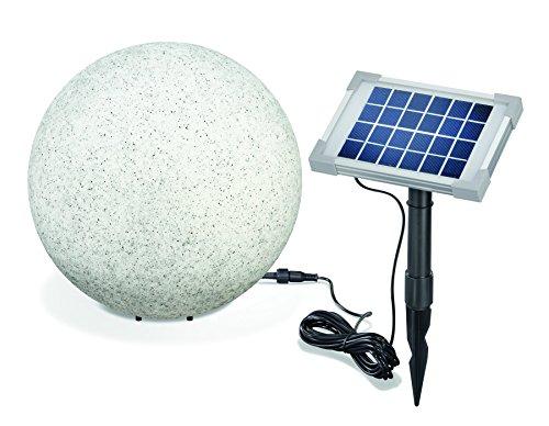 Lampada sfera illuminazione solare sfera a energia solare 30 cm a