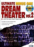 Dream Theater Ultimate Minus One Volume 2 Guitar Tab Book/Cd