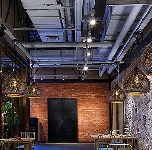 Zoom IMG-3 lcm tema ristorante lampadario semplice