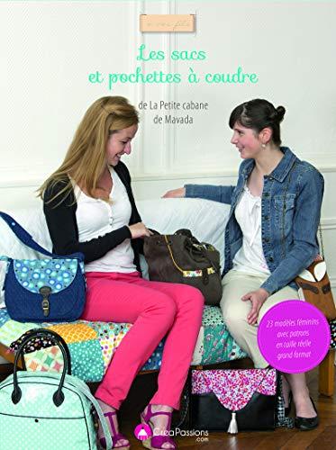 Les sacs et pochettes à coudre de La Petite Cabane de Mavada par Edwige Foissac
