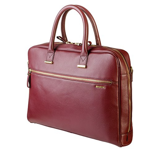 Samsonite Highline Sacoche Ordinateur 15,6 pouces, 42 cm, 13 L, Bordeaux BORDEAUX