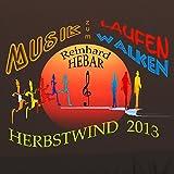 Musik Zum Laufen & Walken - Herbstwind (2013)