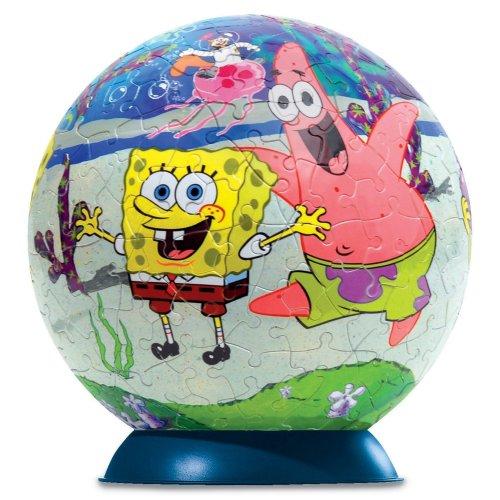 Ravensburger 11044 - SpongeBob - 240 Teile puzzleball®