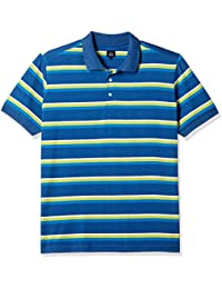 Alto Moda By Pantaloons Men's Plain Regular Fit T-Shirt