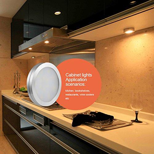 LED Unterschrankbeleuchtung Kit Warmweiß 750 Lumen, Beleuchtung ...