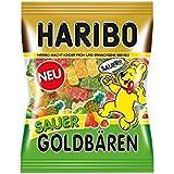 Haribo L'Ours d'Or Acidulé, Bonbons Acides, Bonbons...