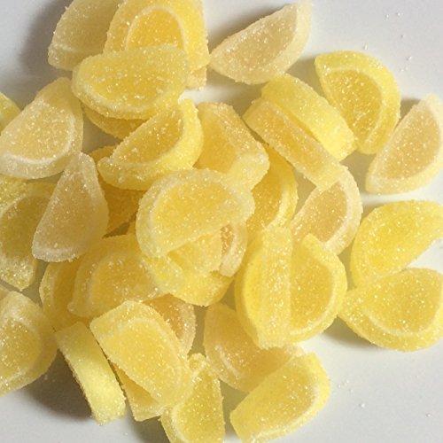 Orange And Lemon Jelly Cake Decorations