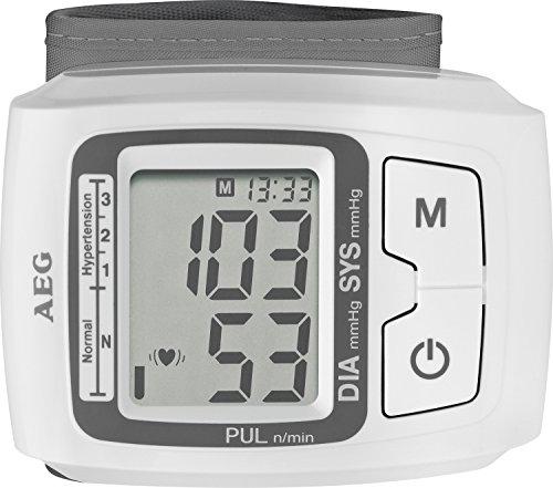 AEG BMG 5610 Blutdruckmessgerät Handgelenk