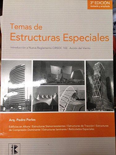 Temas De Estructuras Especiales/Subjects of Special Structures