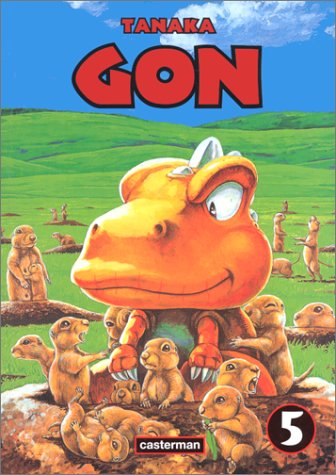 Gon, tome 5
