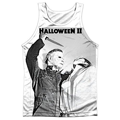 Halloween Movie Herren T-Shirt Opaque weiß weiß Gr. XXL, weiß