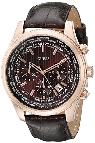 guess-herren-u0500g3-luscious-braun-chronograph-mit-datum-funktion