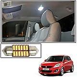 Autowizard Vheelocityin 12 LED Roof Light Car Dome Light Reading Light for Maruti Suzuki Swift New