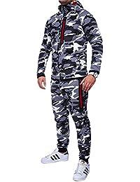 MT Styles Trainingsanzug HARLEM Sporthose TR-5037