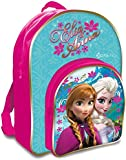 Disney Frozen Children's Backpack, 9 Liters, Multicoloured FROZEN001018