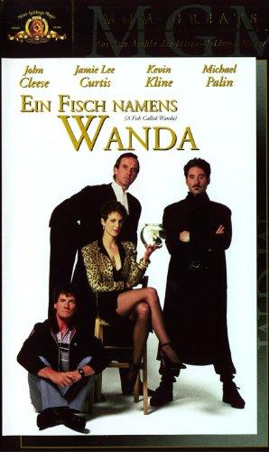 Preisvergleich Produktbild Ein Fisch namens Wanda / A Fish Called Wanda [VHS]