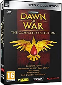 Dawn of War : the complete collection (jeu + 3 add on = Winter Assault + Dark Crusade + Soulstorm)