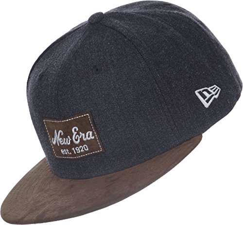 Herren Kappe New Era Heather Suede Cap