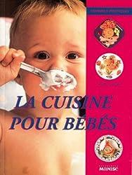 La  Cuisine pour bébés