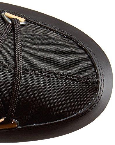 Moon Boot by Tecnica W.E. Monaco Felt, Bottes d'hiver femme Noir