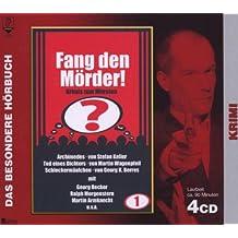 Fang den Mörder. 4 CDs