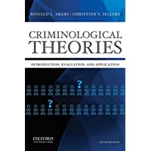 personal and criminological theory Students will demonstrate an understanding of the key components of criminological theory and the criminological theories may challenge personal.