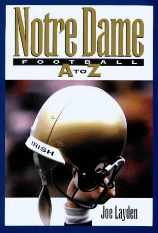 Notre Dame Football A-Z