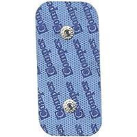 Electrodes Compex Dura-Stick Plus - 2 snaps rectangulaire - 50x100mm (x2)