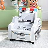 Kindersofa Einziges Auto kleines Sofa Netter Baby-Mini-Kinderstuhl Baby-Ledersofa Mini-Sofa, weiß 002