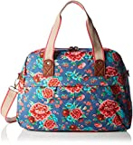 Basil Fahrradschultertasche Bloom-Carry All Bag, Blau(Indigoblau), 40 x 13 x 31 cm, 18 Liter, 17630