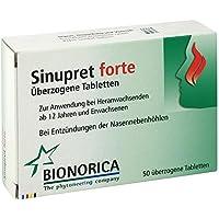 Sinupret forte überzogene Tabletten 50 stk preisvergleich bei billige-tabletten.eu